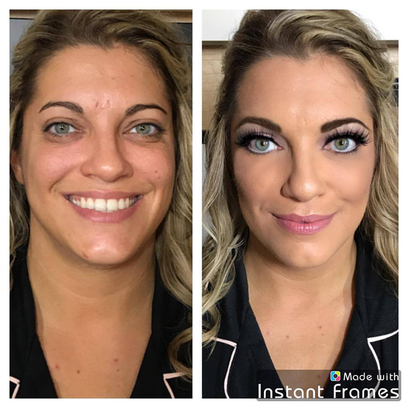 Before And After Series Crystal Cook Artistry