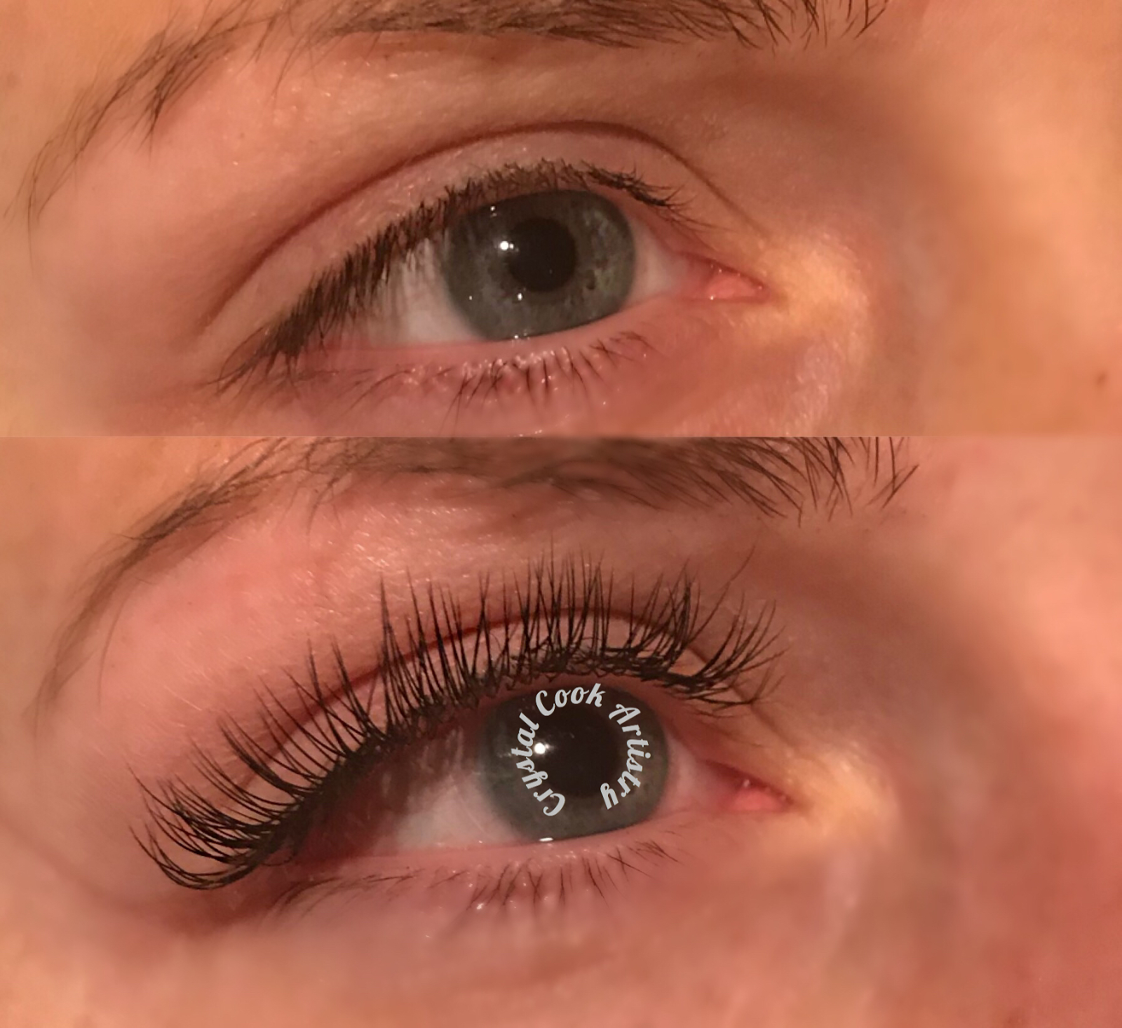 Lash Extension Feature Crystal Cook Artistry