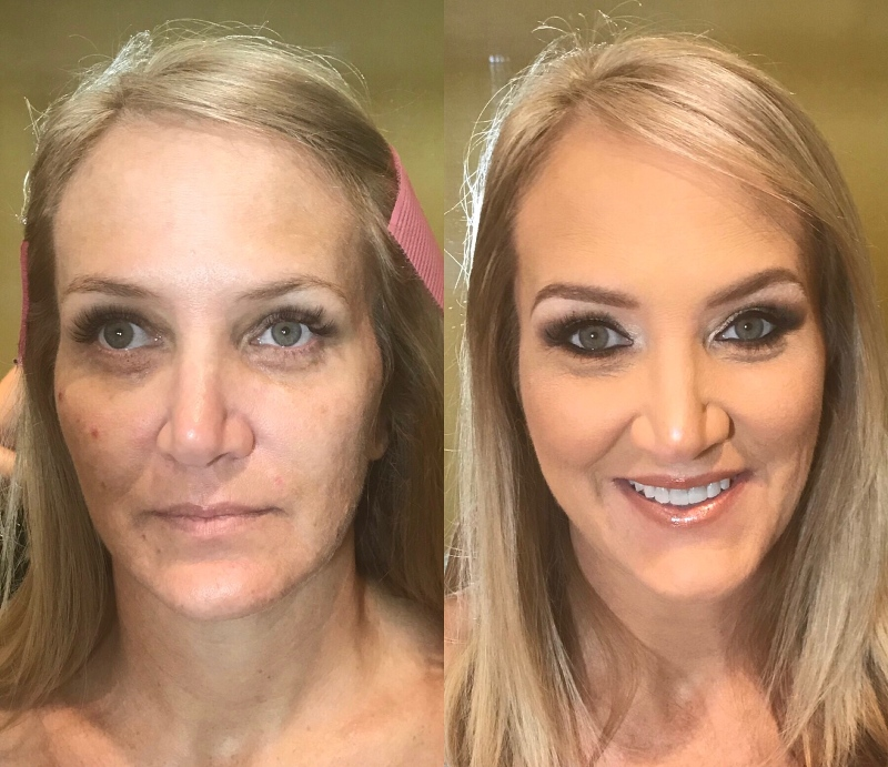 Before and After Series » Crystal Cook Artistry